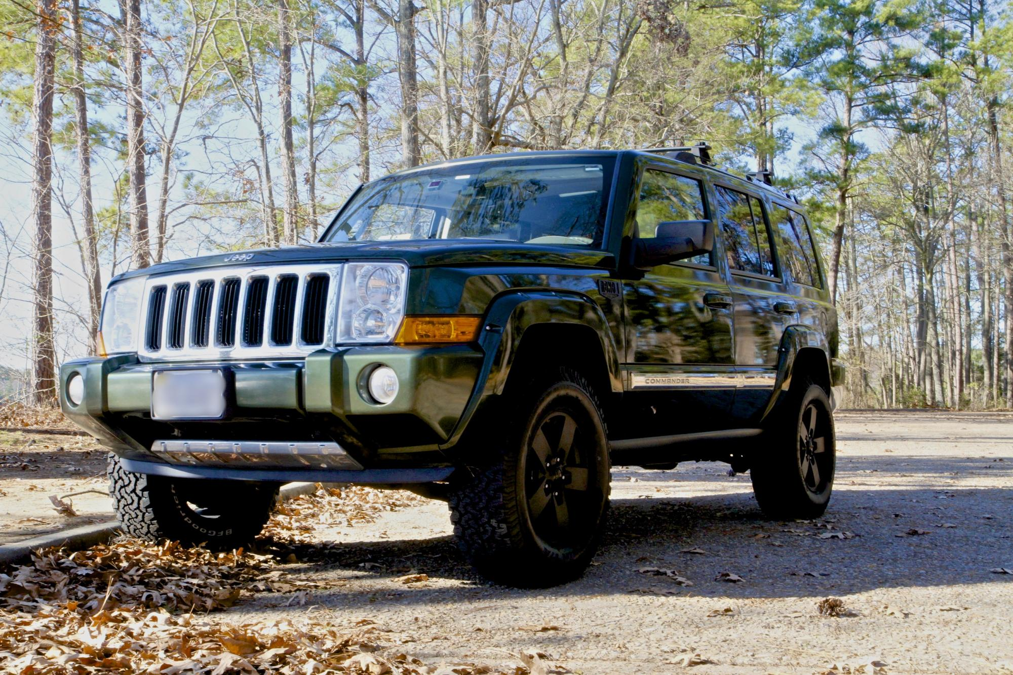 owner's registry. - page 314 - jeep commander forums: jeep