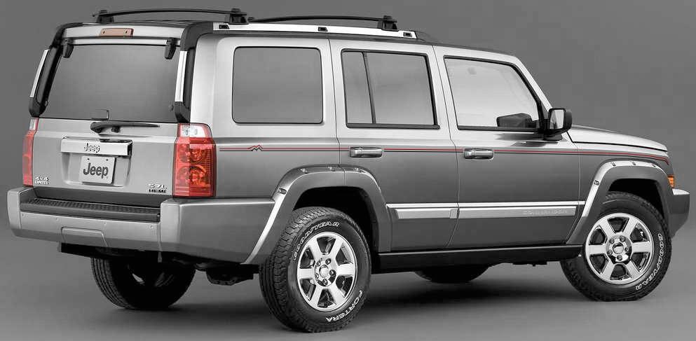 Pin Striping Ideas Jeep Commander Forums Jeep Commander Forum