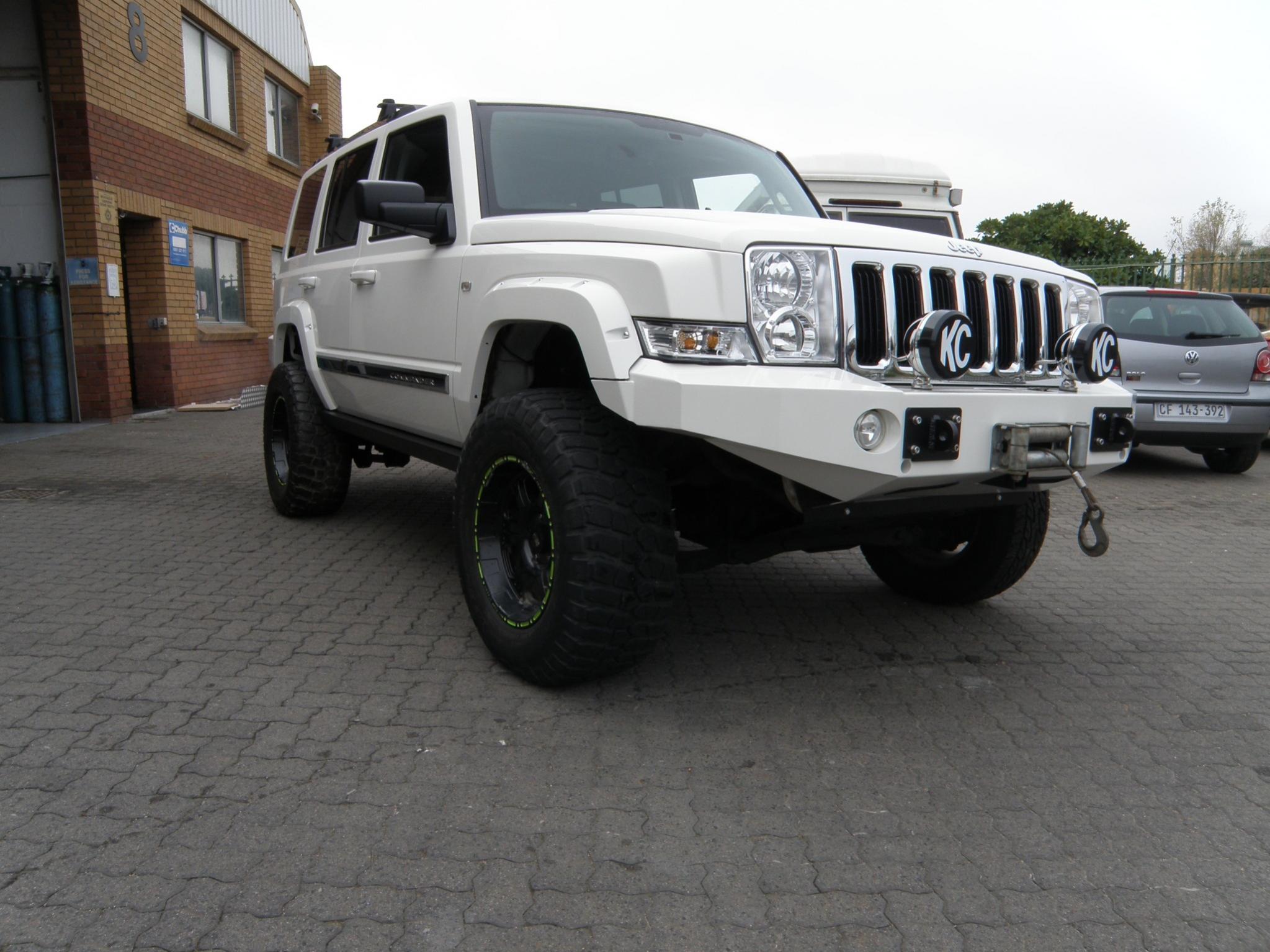 08 commander lifted! - jeep commander forums: jeep commander forum