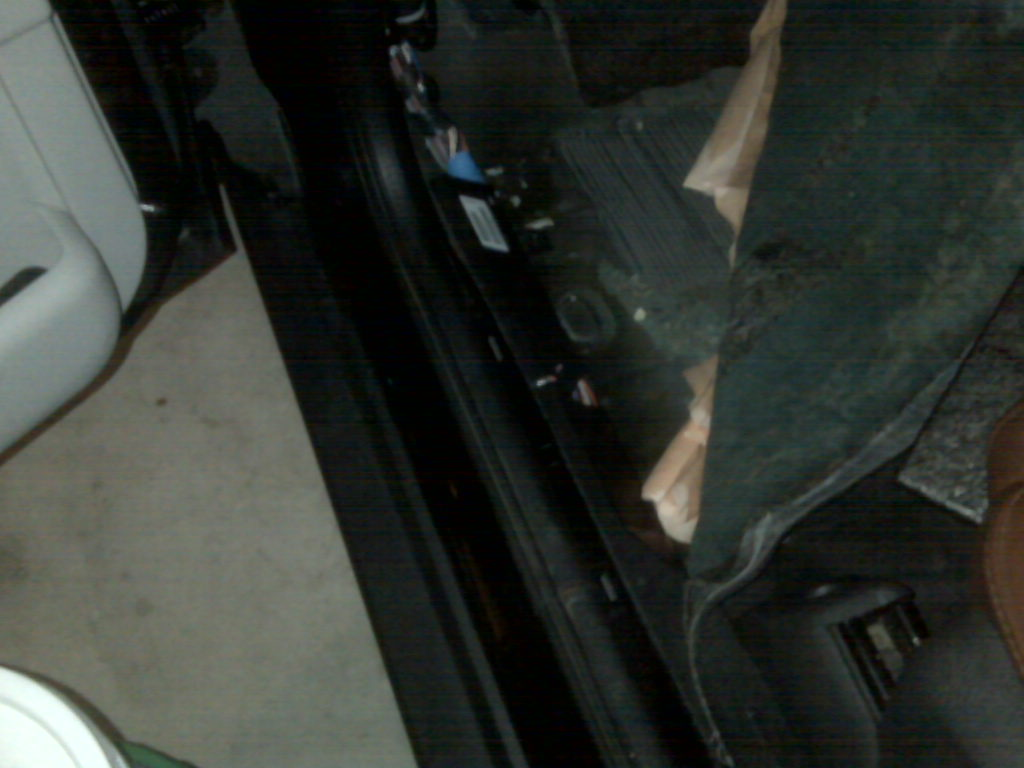 Water Leak Inside Passenger Compartment Page 44 Jeep