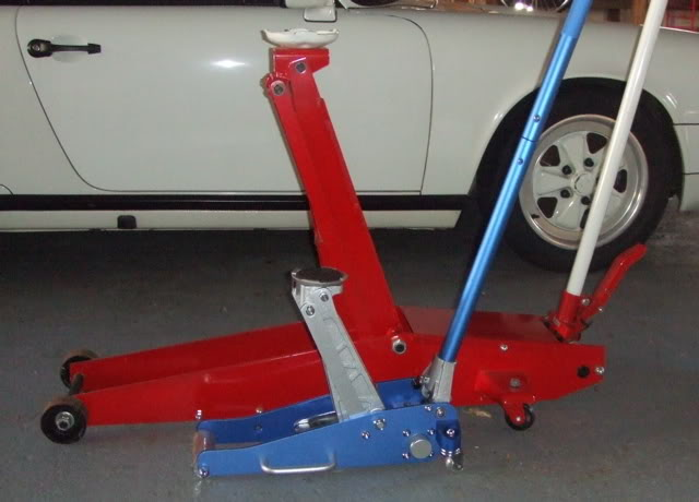 Floor Jack Vs Bottle Jack Jeep Commander Forum