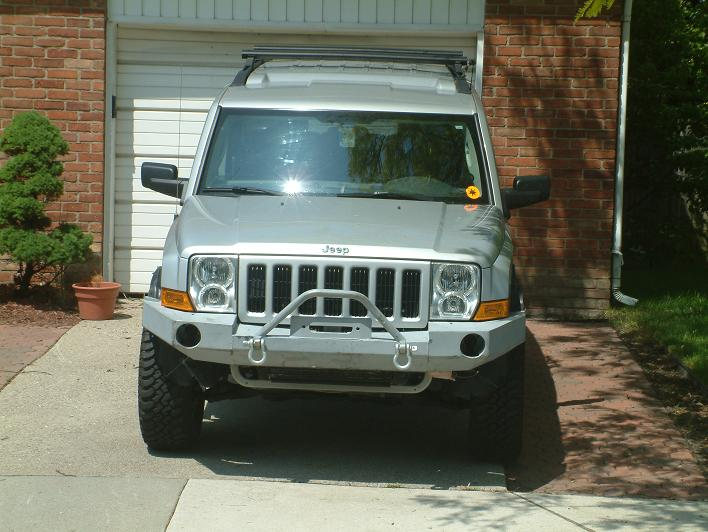 Mounting My Gl 4x4 Bumper Have Questions Page 5 Jeep Commander Forums Jeep Commander Forum
